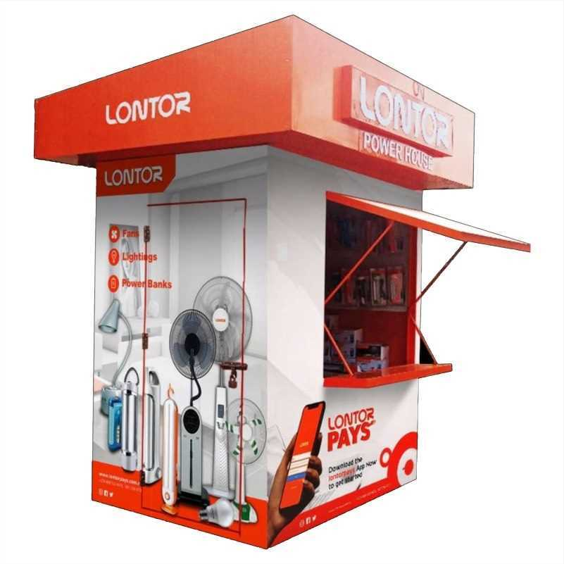 POWERHOUSE (LONTOR)